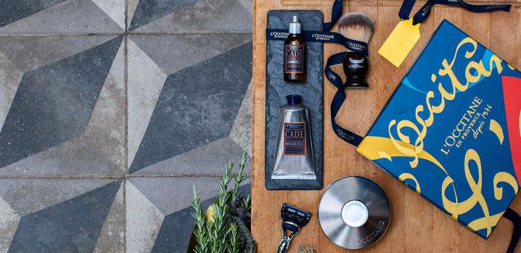 Regalo hombre: regalos afeitado L'Occitane