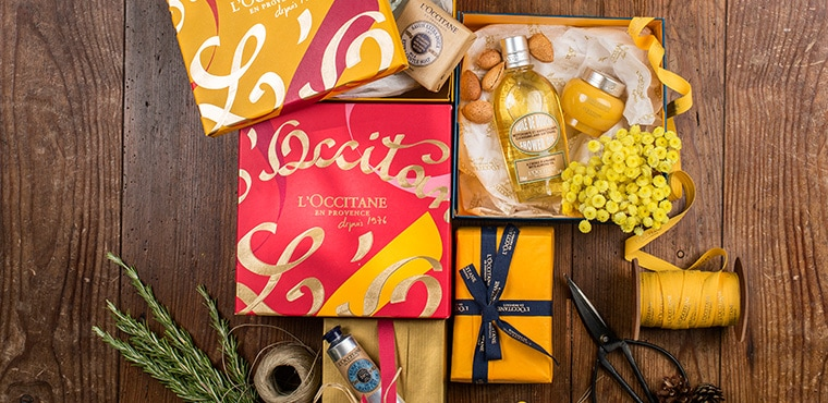 L'Occitane's best-selling gifts