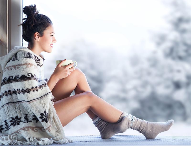 冬の乾燥に負けない魅惑の素肌をゲットして