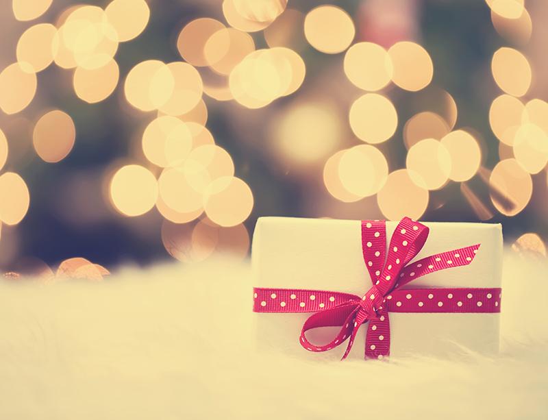 頑張る自分へのご褒美に ちょっぴり早めのクリスマスプレゼントを