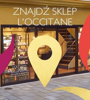 Znajdź sklep L'Occitane