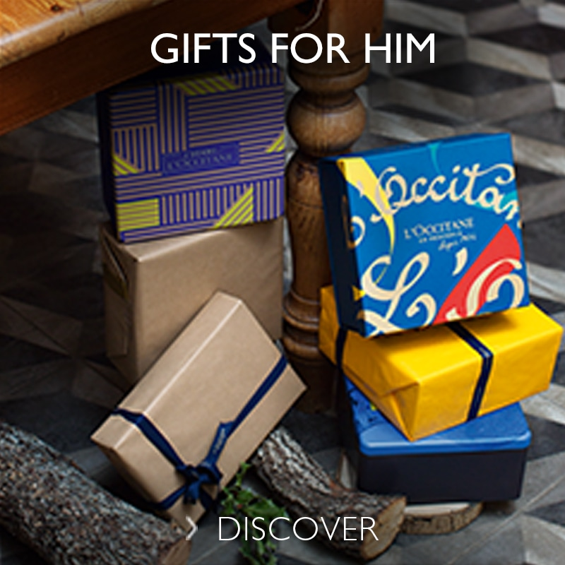 loccitane gifts for him