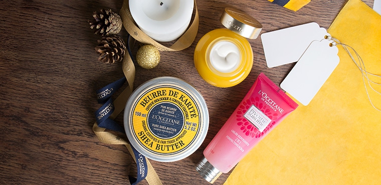L'Occitane 2-in-1 and multi-use gifts