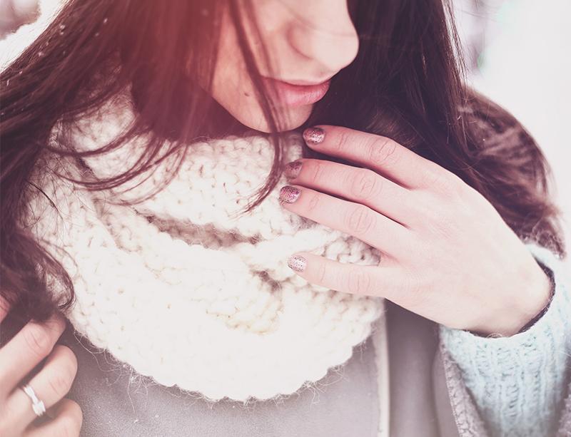 冬の環境が頭皮を乾燥させている?