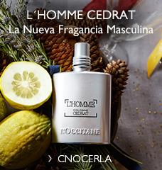 Colección L'Homme Cedrat