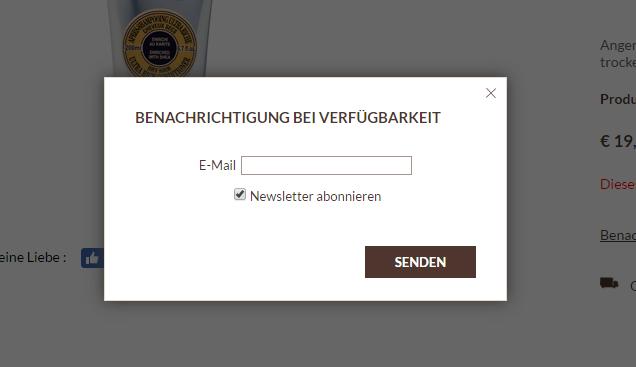 MailNichtAufLager