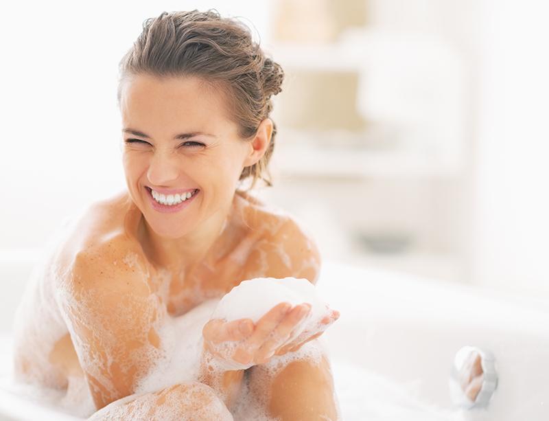 洗いすぎやこすり過ぎの外部刺激にも気をつけて