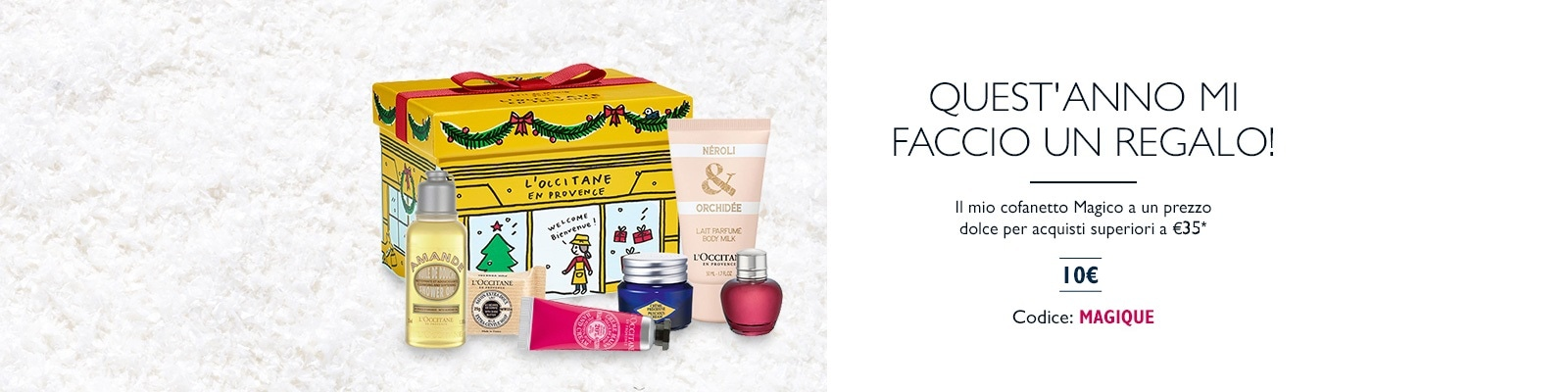 Trousse Best- L'Occitane