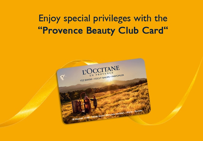Provence Beauty Club Card