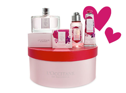 que faire pour la saint valentin l 39 occitane. Black Bedroom Furniture Sets. Home Design Ideas