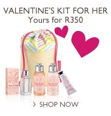 VALENTINE'S KIT FOR HER