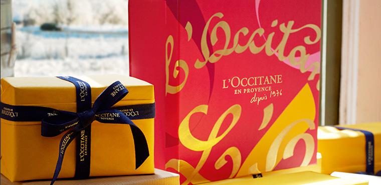I regali L'Occitane