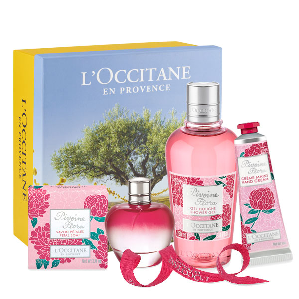 Magic Pivoine Flora Skincare Set