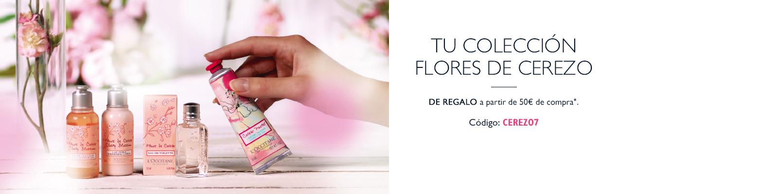 Tu Colección Flores de Cerezo