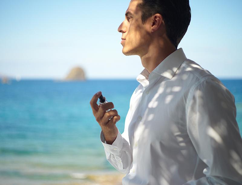 男性の魅力を引き出す。香りのプレゼント「セドラ オム オードトワレ」