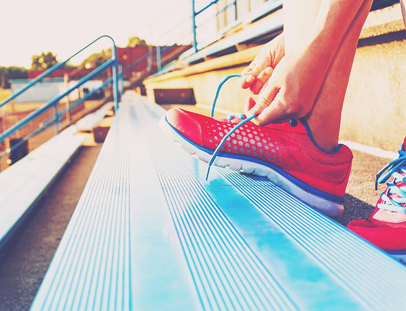 適度な運動で筋力アップ! 健康にも美容にも嬉しい効果が