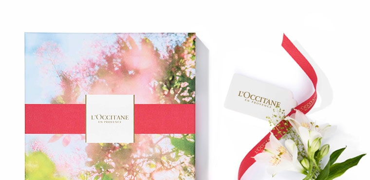 El arte de regalar  by L'Occitane