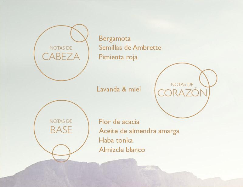 La primera fragancia aromática Gourmand de L'OCCITANE