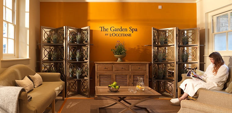 L'OCCITANE The Garden Spa