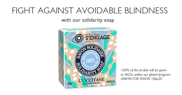 Shea Butter Solidarity Soap