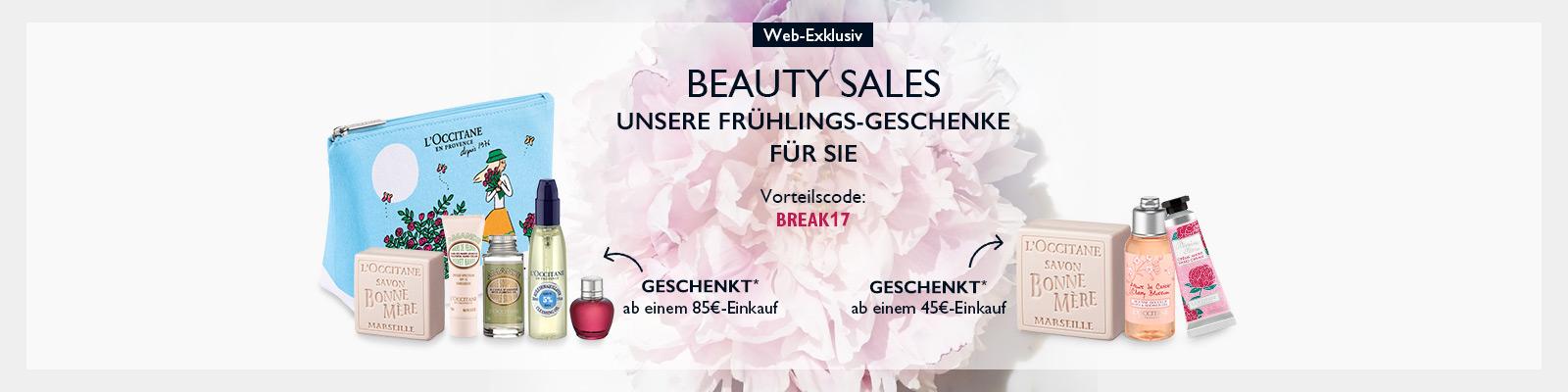 GWP Beauty Sales
