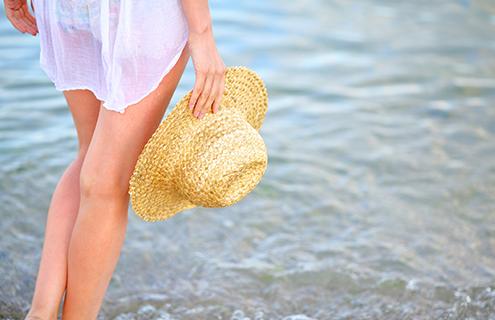 「夏はむくみの季節」<br />理由と足ケア対策3つ