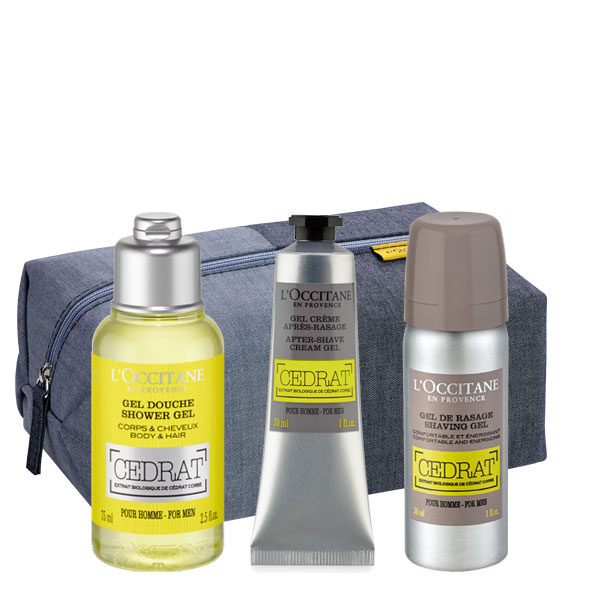 Zesty Citrus Travel Set
