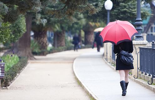 梅雨のお悩みナンバーワン<br />「ボサボサ髪」の対策術