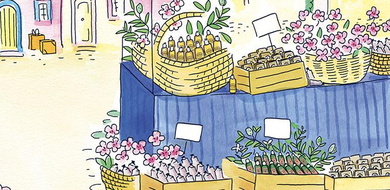 L'Occitane Summer Market