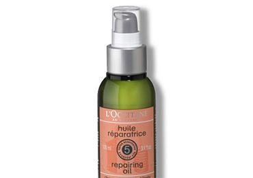 Haire care routine - Aromachology heat-protective control mist - l'Occitane