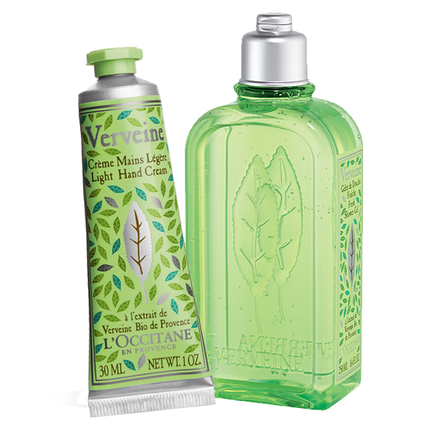 Verbena Duo For Hands And Body