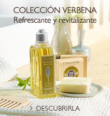 Colección Verbena L'OCCITANE Ecuador