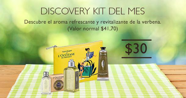 Discovery Kit Verbena
