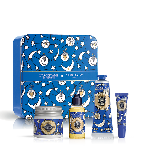 Limited Edition Shea Butter Travel Collection