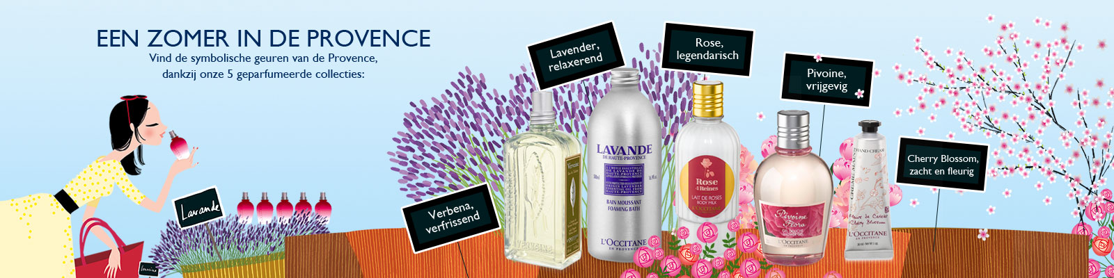 Geparfumeerde Collecties - L'Occitane en Provence