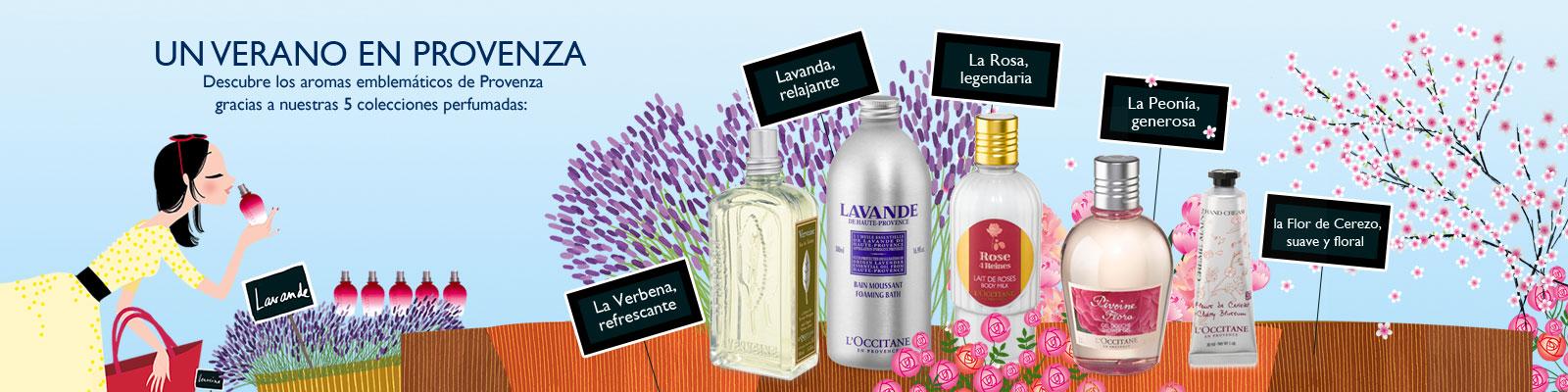 Colecciones Perfumadas - L'Occitane en Provence