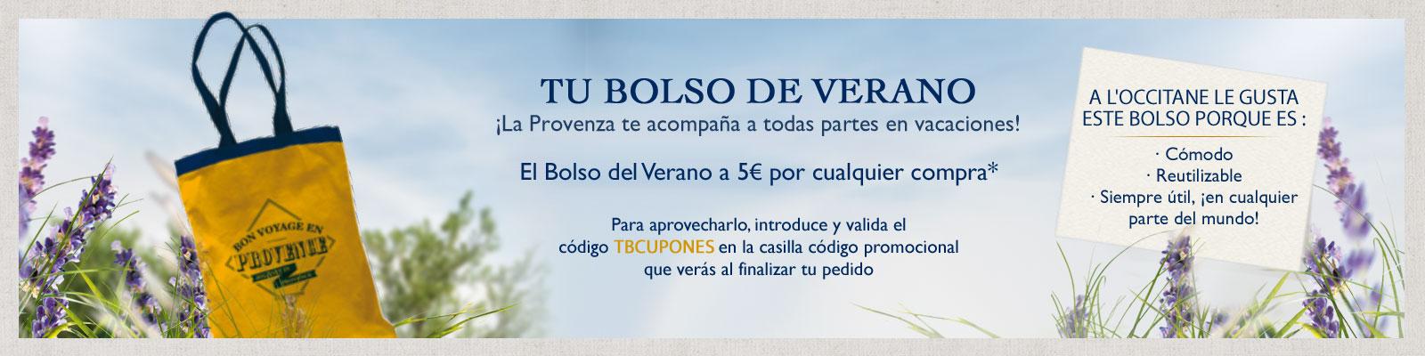 Oferta  Tote Bag - L'Occitane España