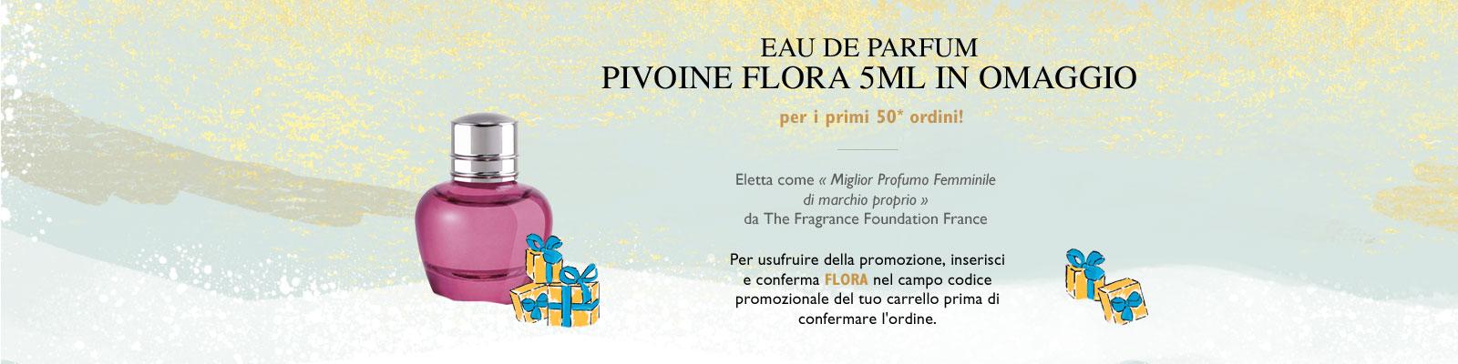 Offre Pivoine - L'Occitane Italia
