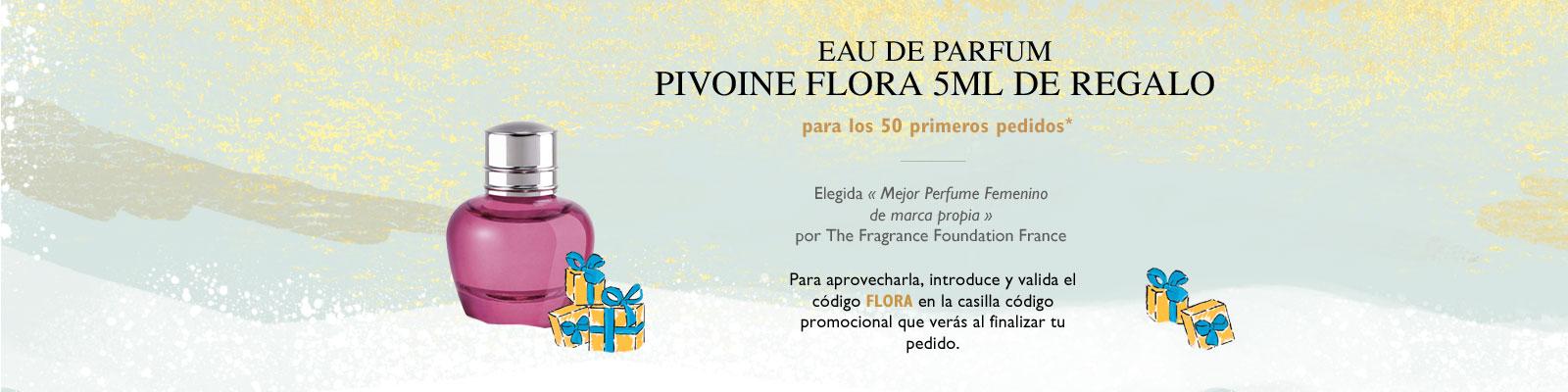 Offre Pivoine - L'Occitane Espagne