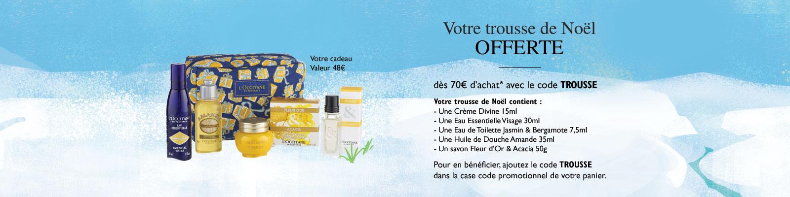 Offre Premium Noël - L'Occitane France