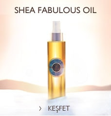 Shea Fabulous Oil