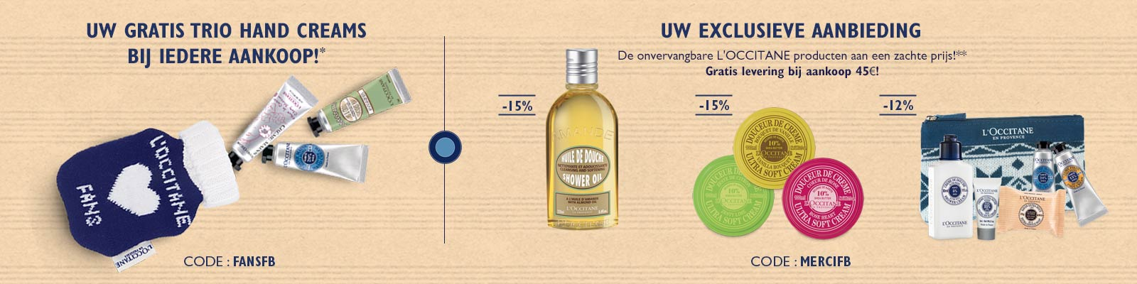 Jeu Facebook fans - L'Occitane France