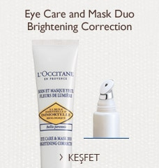 Eye Care & Mask Duo Brightening Correction