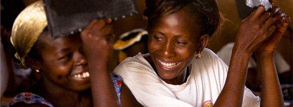 Apoyo al emprendimiento de las mujeres de Burkina Faso