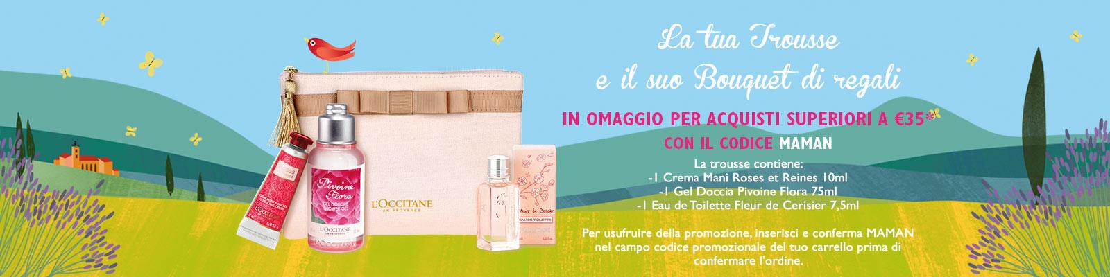 Offerta Festa della Mamma - L'Occitane