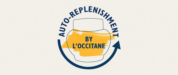 Auto Replenishment by L'OCCITANE