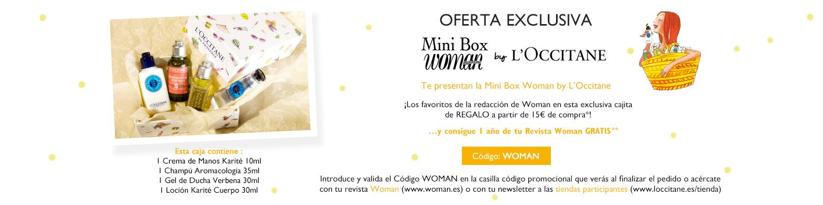 Woman Box