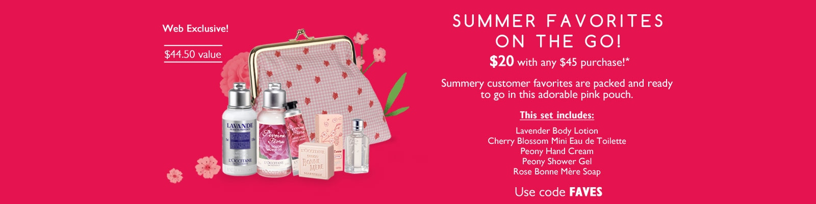 Summer Favorites on the go!