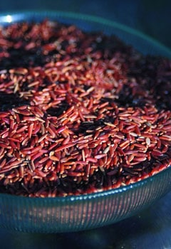 Organic Red Rice, GPI certified