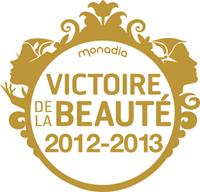 프랑스 2012년도 공식 Victoires de la Beauté 대회에서 우승!